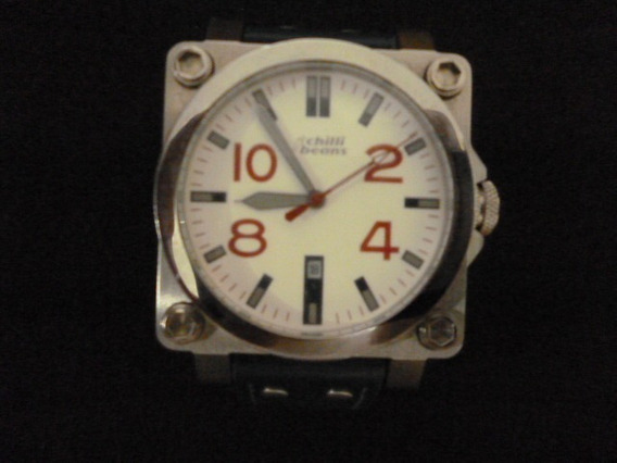 Relógio Chilli Beans Modelo Re. Ac. 0092