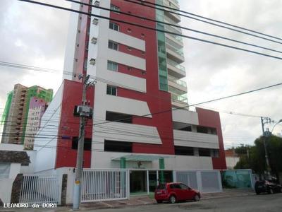 Apartamento A Venda Em Campos Dos Goytacazes, Pelinca, 3 Dormitórios, 3 Suítes, 3 Banheiros, 2 Vagas - 4433