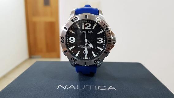 Reloj Nautica Water Resistant 100m/330ft