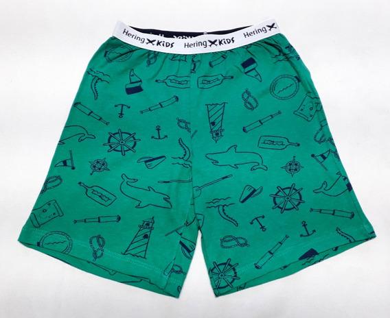 Shorts De Pijama Infantil Da Hering