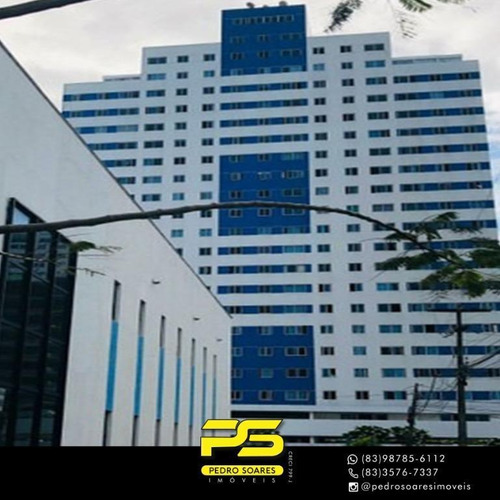 Apartamento Com 3 Dormitórios Para Alugar, 107 M² Por R$ 3.500/mês - Bessa - João Pessoa/pb - Ap4166