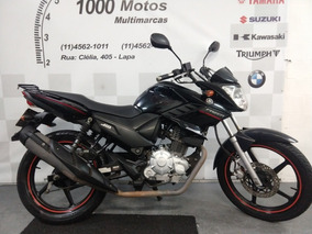 Yamaha Fazer 150 Ed 2014 Otimo Estado Aceito Moto