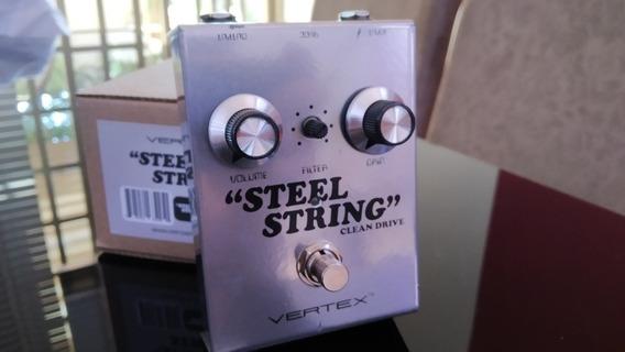Vertex Steel String Dumble John Mayer Klon Vemuram Jhs Zvex