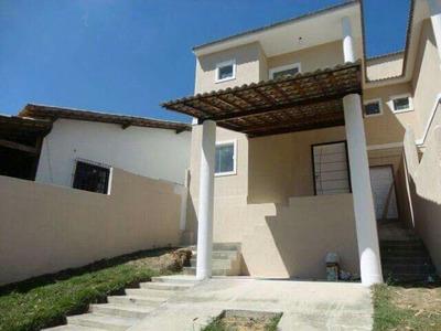Casa Com 3 Dormitórios Para Alugar, 140 M² Por R$ 2.200/mês - Serra Grande - Niterói/rj - Ca0217