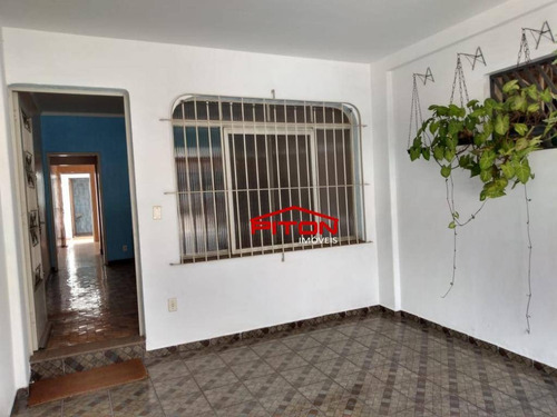 Sobrado Com 2 Dormitórios À Venda, 103 M² Por R$ 380.000,00 - Cangaíba - São Paulo/sp - So2712