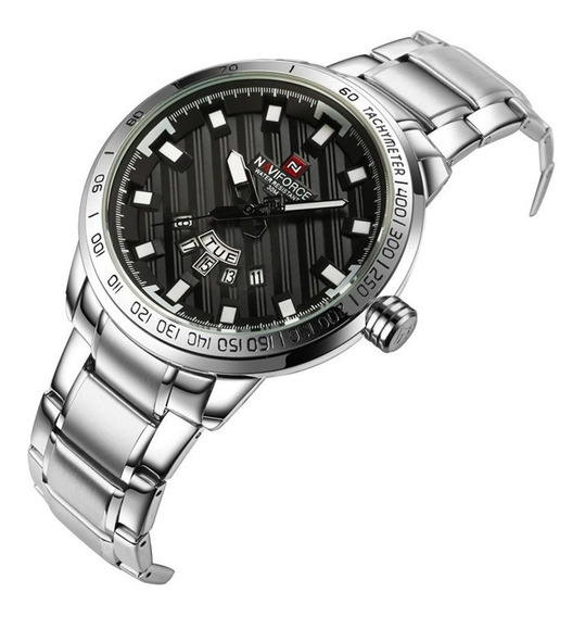 Relógio Casual Masculino Naviforce Modelo 9090 Shark