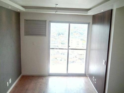 Imagem 1 de 16 de Apartamento À Venda, 58 M² Por R$ 255.000,00 - Fonseca - Niterói/rj - Ap31947