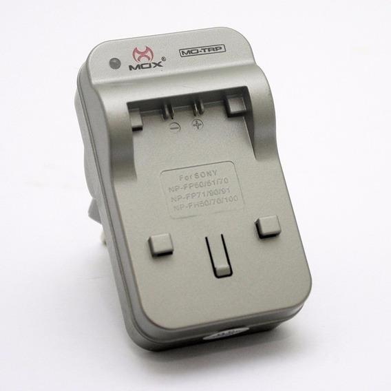 Carregador Para Baterias Sony Mox Mo-trp