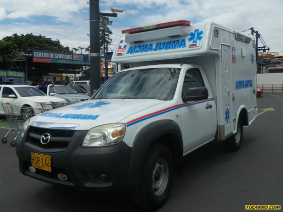Ambulancias Otros Bt 50 4x4 Turbo Diesel
