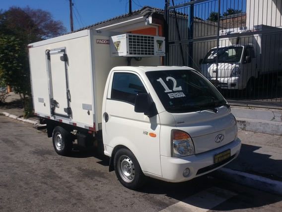 Hyundai Hr Ano 12 Baú Refrigerado Novissima