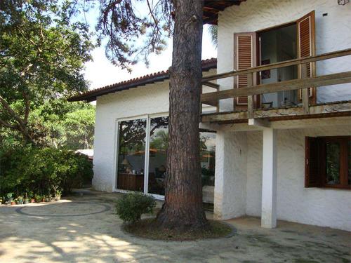 Casa  Residencial Para Venda E Locação, Miolo Da Granja Viana, Cotia. - Ca11553