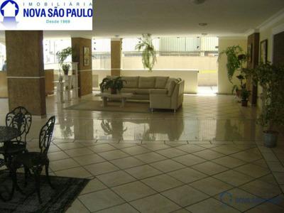Espaçoso Apartamento Perto Do Metrô Jabaquara - 01 Vaga - Ja12526