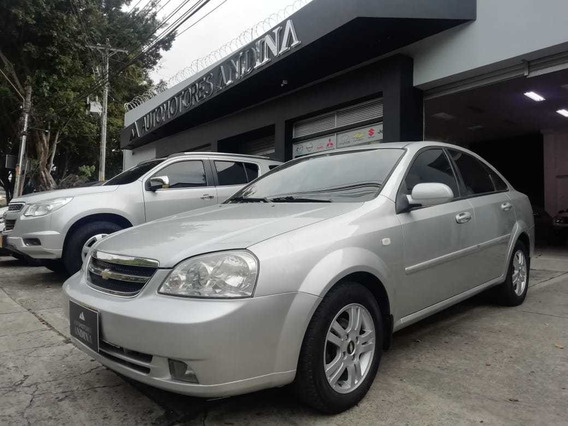 Chevrolet Optra Limited Mecanica 2008 1.6 Fwd 015