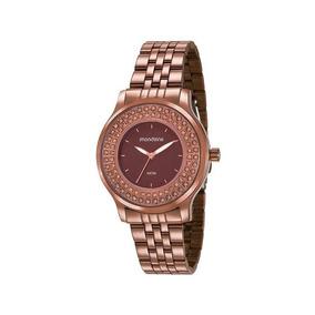 Relógio Mondaine Feminino Cappuccino 99266lpmvms2