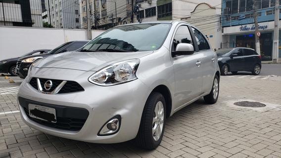 Nissan March 1.6 16v Sv Aut. 5p 2018