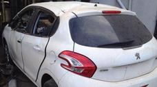 Peugeot 208 Chocado Solo Rep B/t Autos Chocados