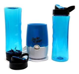 Licuadora Portatil Doble Vaso. Shake N Take 3