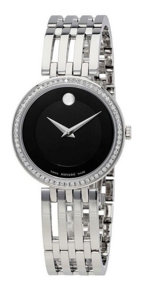 Reloj Movado 607052 Plateado Mujer