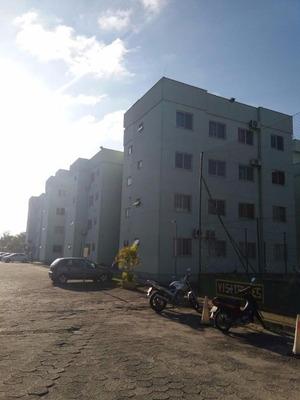 Apartamento Residencial À Venda, Sertão Do Maruim, São José. - Codigo: Ap3421 - Ap3421