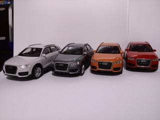 Audi Q3 Suv 5p Welly 1/38