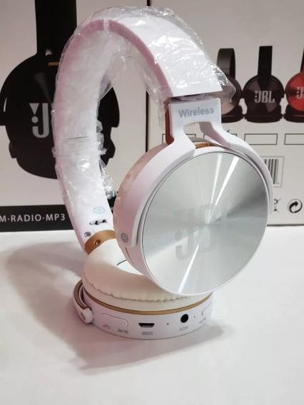 Kit 02 Fone De Ouvido Bluetooth Jbl 950 Fm Sem Fio + Brinde