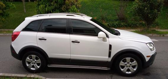 Chevrolet Captiva 2.4 Sport Con Sunroof Modelo 2013 90.000