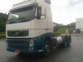 Volvo Fh-540 Globetrotter 6x4 (e5) I-shift 2012