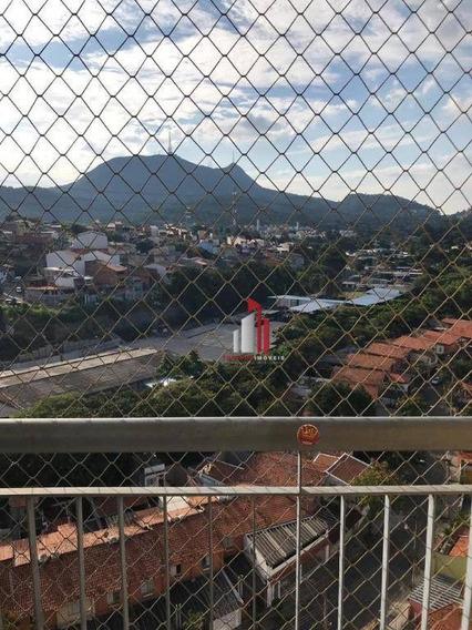 Apartamento Com 2 Dormitórios Conjunto Residencial Vista Verde À Venda, 55 M² Por - Pirituba - São Paulo/sp - Ap0083
