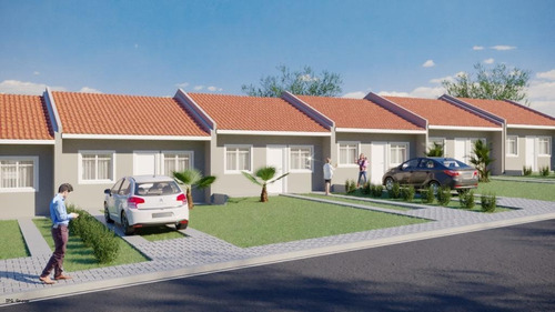 Imagem 1 de 11 de Casa Para Venda Em Ponta Grossa, Contorno, 2 Dormitórios, 1 Banheiro, 1 Vaga - L-rescast_1-1558075