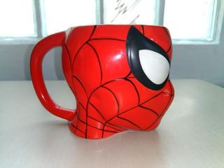 Taza Cafe Spiderman Spider Man Hombre Araña Original Marvel