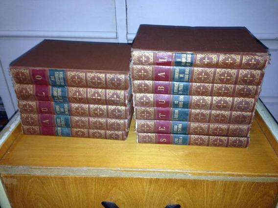 Coleção Paulo Setubal Livros Antigos Saraiva Ler Tudo 359,99