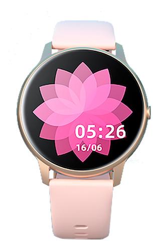 Reloj Inteligente Hyundai P260 Ip68 Bluetooth Dorado Diginet