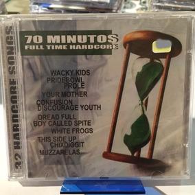 Cd 70 Minutos Full Time Hardcore (wacky Kids Muzzarelas)