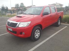 Toyota Hilux 4x2 2.5cc