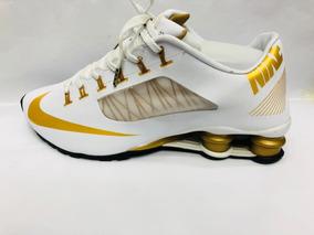 b281df3937d Nike 4 Molas Dourado - Tênis no Mercado Livre Brasil