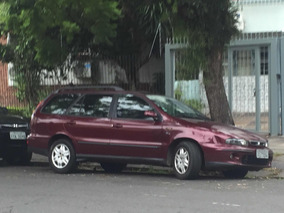 Fiat Marea Weekend 1998 - Modelo 1999