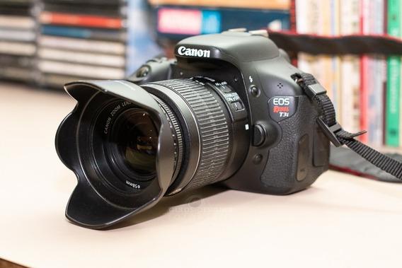 Canon T3i Com Lente Original