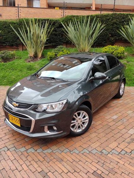 Chevrolet Sonic Lt Modelo 2018!!!