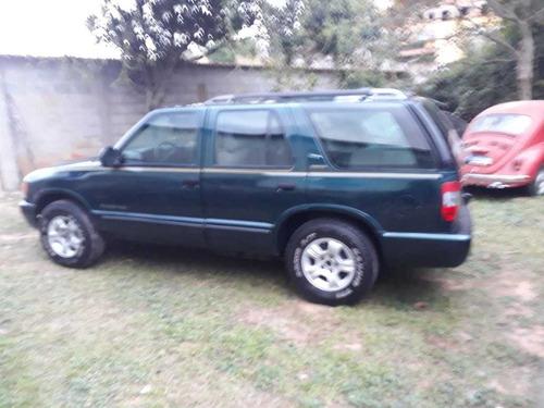 Imagem 1 de 4 de Chevrolet Blazer 1999 4.3 V6 Dlx 4x4 5p