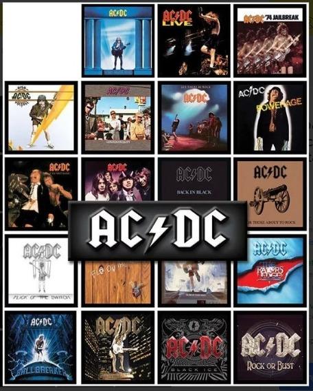 Ac Dc Discografia Ac Dc 19 Cds Acdc