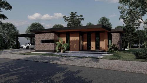 Casa 4 Ambientes A Construir Las Brisas Country Club