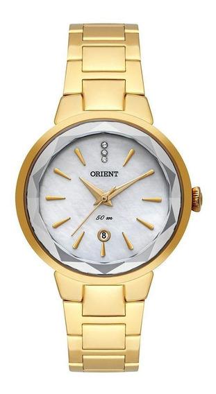 Relógio Orient Feminino Eternal Dourado Fgss1182b1kx