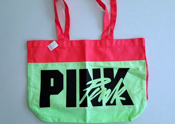 Bolso Playero Pink