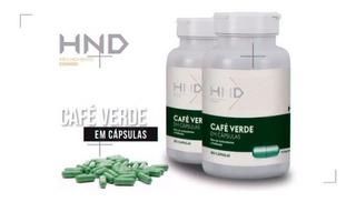 Pack 2x Hnd Café Verde Termogênico Hinode - (emagrecedor)