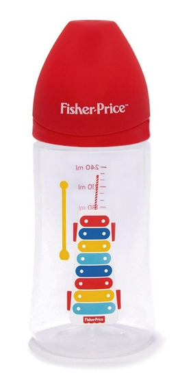 Mamadera Anti Cólicos Bebe 240ml Fisher Price
