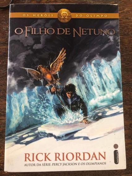 Livro O Filho De Netuno Vol 2/ Coleção Os Heróis Do Olimpo
