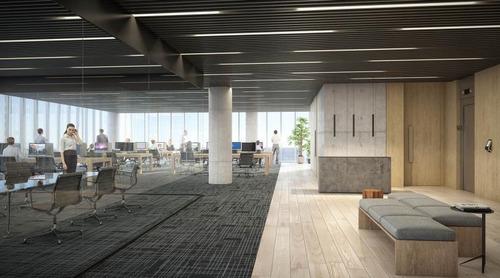 Edificio Plaza Alemania - Únicas Oficina Aaa+ En Uruguay