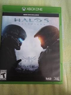 Vendo Este Juego Xbox One, Halo 5 Guardians