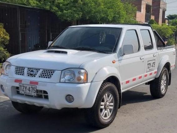 Nissan Frontier Mt 2500cc 4x4