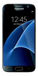 Samsung Galaxy S7 Bueno Plateado Movistar